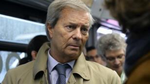 Vincent Bolloré le 20 mai dernier.