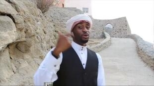مغني الراب السعودي محمد قاضي