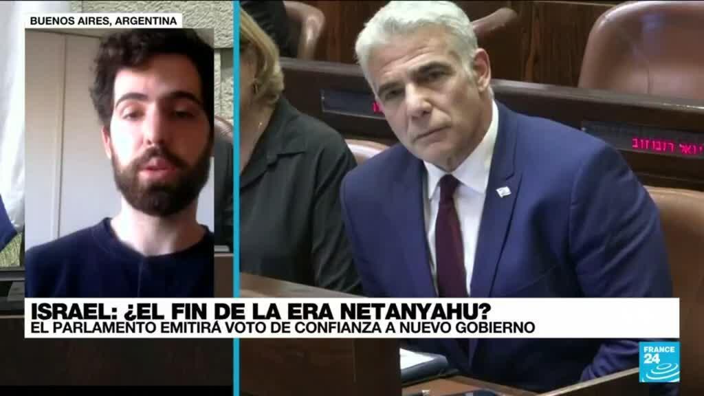 """2021-06-13 14:34 Ignacio Rullansky: """"La retórica de Naftali Bennett es más belicista que la de Netanyahu"""""""