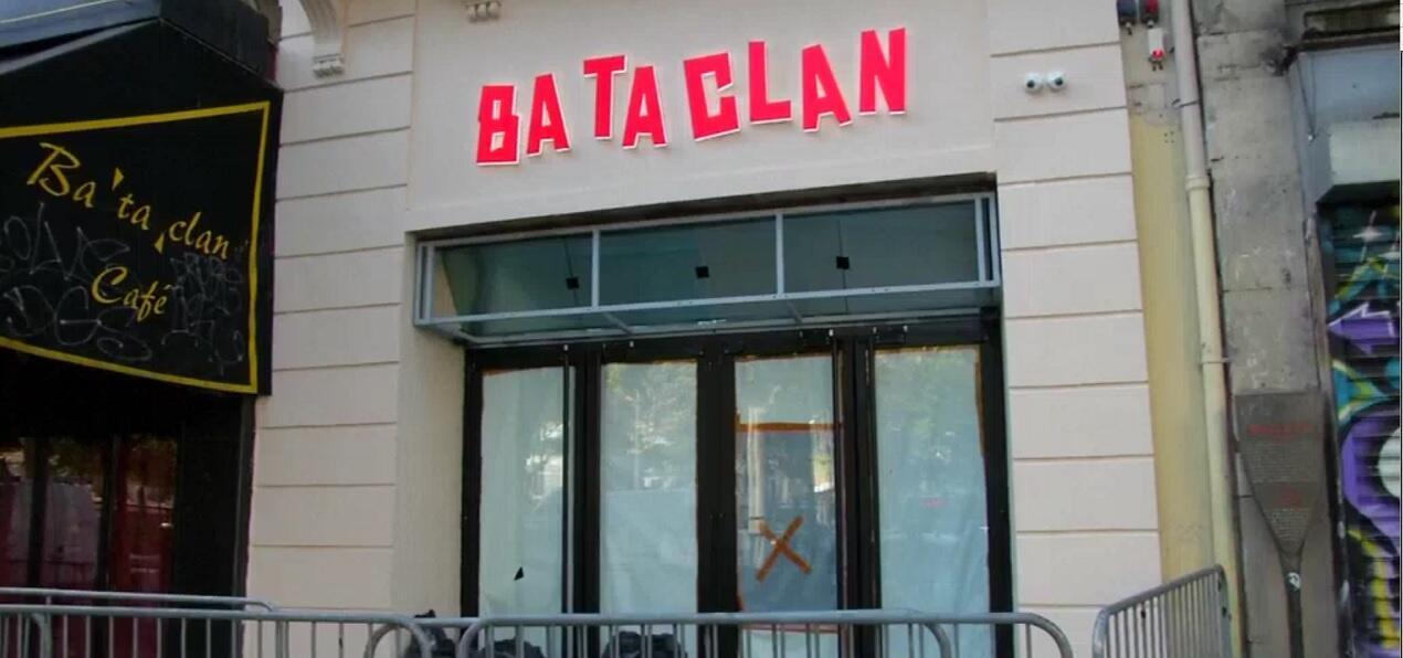 تحولت قاعة باتاكلان في 13 نوفمبر/تشرين الثاني 2015 مسرحا للاعتداءات الدامية