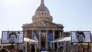Simone Veil sera la cinquième femme à faire son entrée au Panthéon.