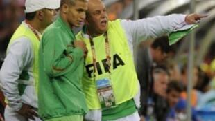 المدرب الجزائري الأسبق رابح سعدان