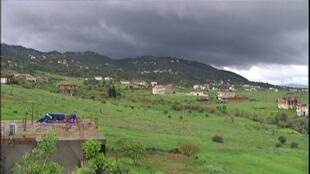 Les soldats du califat sont basés en Kabylie.