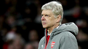 Arsène Wenger, l'entraîneur français d'Arsenal, risque fort de voir son équipe éliminée ce soir par le Bayern.