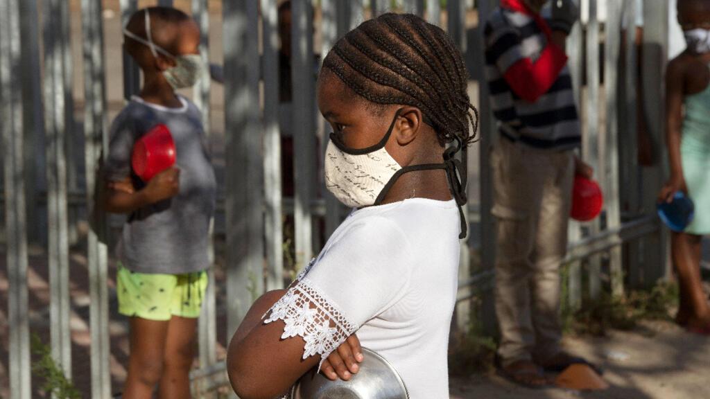 Covid-19 : jusqu'à 86 millions d'enfants supplémentaires menacés de vivre dans la pauvreté