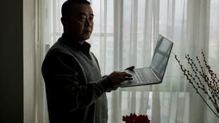 Huang's work has repeatedly drawn the ire of Chinese authorities