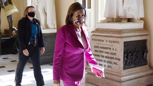 House Speaker Nancy Pelosi and her Democrats passed a record $3 trillion coronavirus rescue package but the Republican-controlled Senate is unlikely to take up the legislation, and series of negotiations is expected