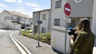 Rue de Peuchbonnieu, ville de la banlieue de Toulouse où le suspect a été arrêté le 10 août.