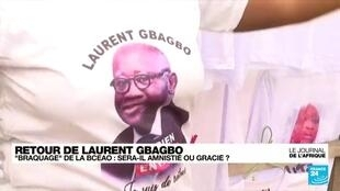 """Braquage"" de la BCEAO : Laurent Gbagbo sera-t-il amnistié ?"