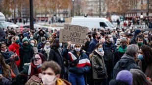 France manifestations culture