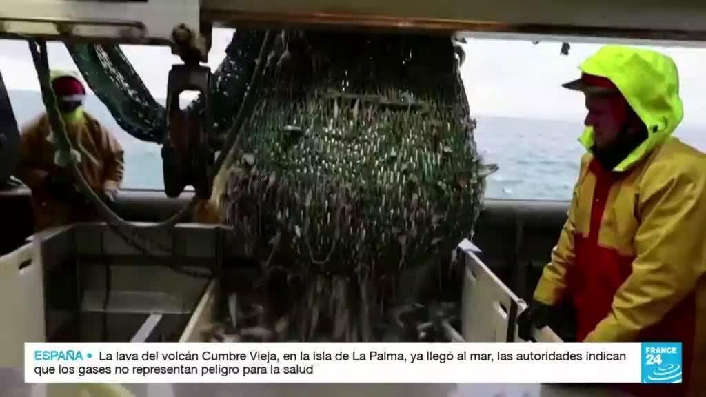 2021-09-29 22:34 El post-Brexit aumenta las tensiones entre Francia y Reino Unido por derechos de pesca