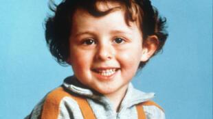 صورة الطفل غريغوري الذي قتل 16 تشرين الأول/أكتوبر عام 1984