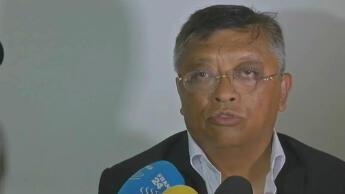 Robinson Jean Louis, le candidat soutenu officiellement par le président déchu Marc Ravalomanana.