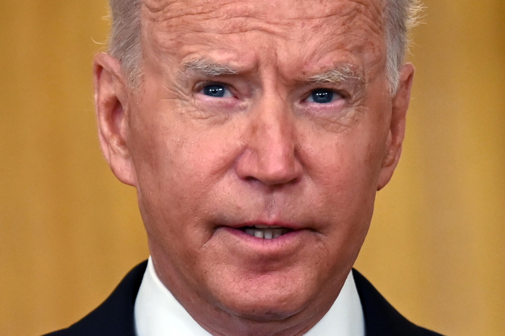 """US President Joe Biden said he stands in support of educators who seek to """"do the right thing"""" by mandating the wearing of masks in schools, even as some Republican governors refuse to impose such rules"""