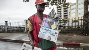 Les Gabonais attendent l'annonce du résultat de la présidentielle qui interviendera le 30 août.
