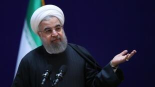Le chef d'État iranien, Hassan Rohani a défendu le programme balistique iranien après les critiques formulées par les États-Unis à l'ONU.