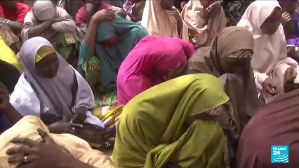 2021-08-27 13:21 Nigeria : libération de dizaines d'élèves kidnappés, six morts en captivité