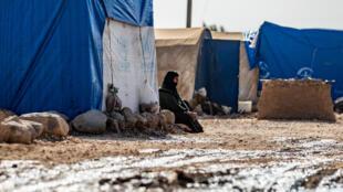 Campo refugiados