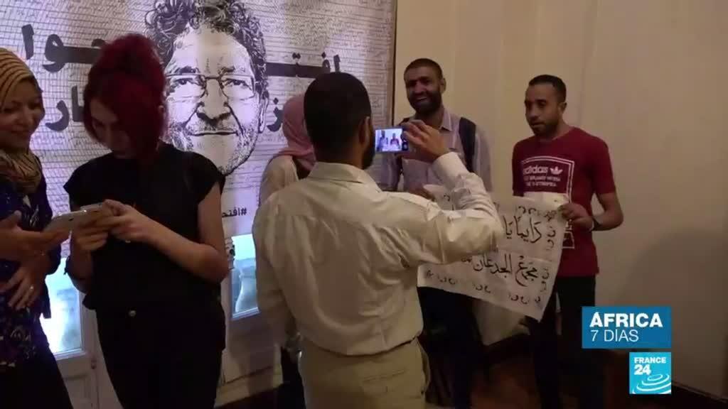 África 7 Días Egipto revolución