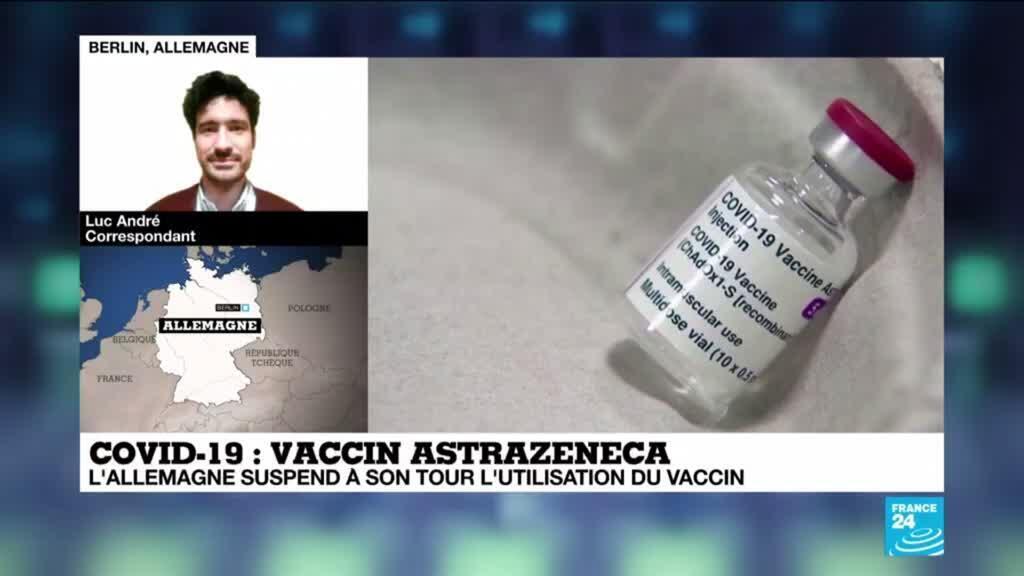 2021-03-15 16:40 L'Allemagne suspend la vaccination AstraZeneca en pleine 3e vague
