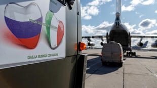 The Russian aid comes at a crucial time for Italy, which has warm ties with Moscow and has supported lifting sanctions against it