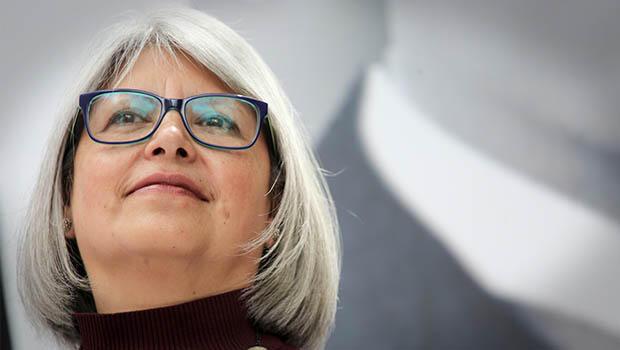 Graciela Márquez es una académica de 55 años y este es el primer cargo público que va a ocupar en su carrera.