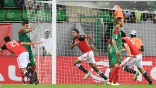 بدأ كهربا في تمثيل المنتخب المصري لكرة القدم منذ 2013