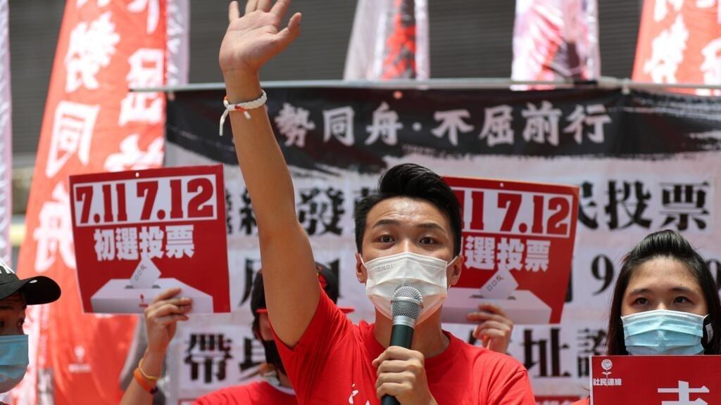 À Hong Kong, l'opposition organise ses primaires à l'ombre de la nouvelle loi de sécurité