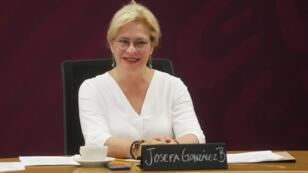 La de Josefa González Blanco es la segunda dimisión de un funcionario de alto cargo del Gobierno de López Obrador en menos de una semana. La primera fue la German Martínez, director del Instituto de Seguridad Social de México (IMSS).