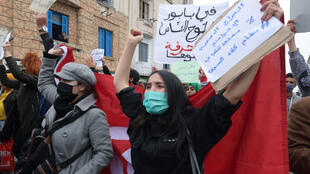 Tunisie-manifestations