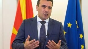 """""""Big companies with billions in annual revenues are coming"""" to North Macedonia, Prime Minister Zoran Zaev says"""