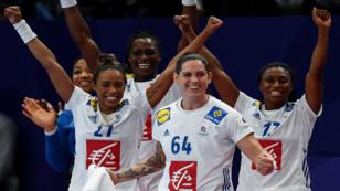 Les Bleues sont en finale de l'Euro de Handball 2018.