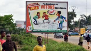 Près de 1300 candidats en lice pour les élections législatives ivoiriennes.