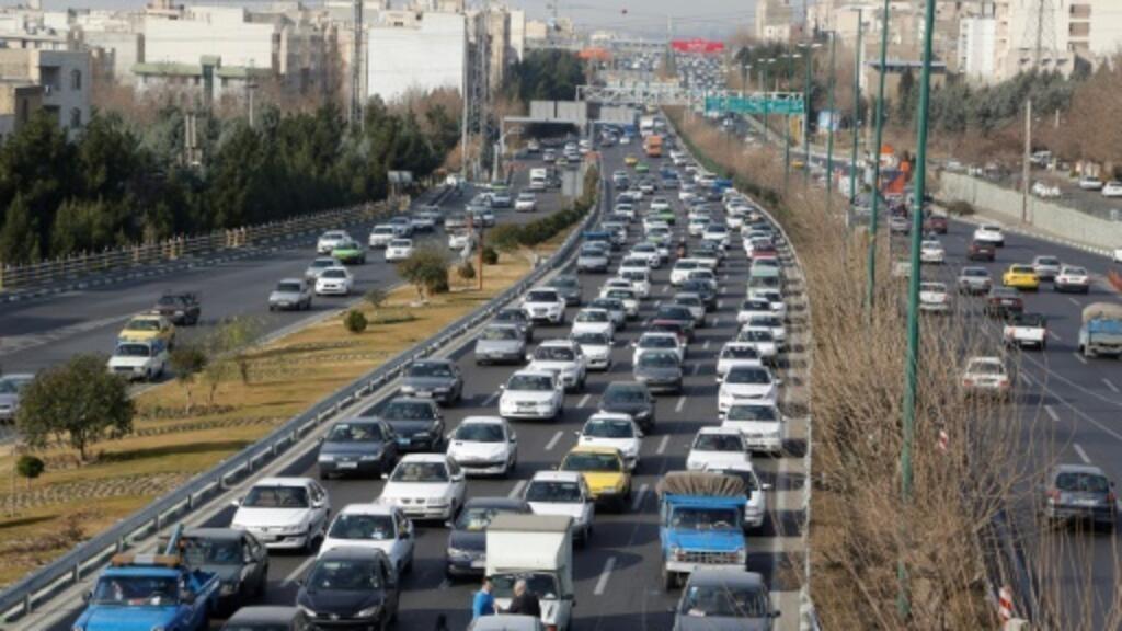 8 dead in Iran bus accident