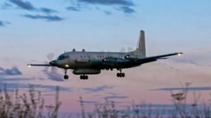طائرة إيل-20 روسية