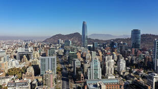 Chile's capital Santiago, where the parliament is based, has seen more than 80 percent of the South American country's coronavirus cases