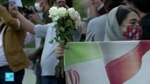 تقرير فرانس24 من إيران