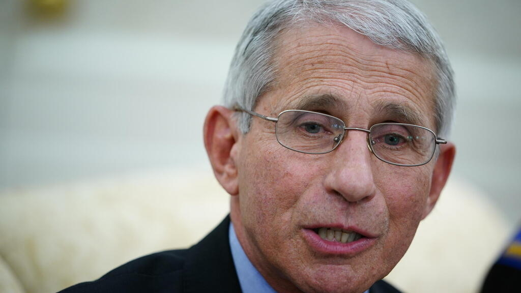 Top US infectious diseases expert Fauci calls White House smear campaign 'bizarre'