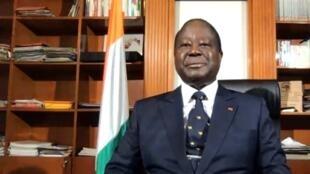 Henri Konan Bédié Entretien Côte Ivoire