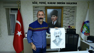 Al este de Turquía, el alcalde de Ovacik, Fatih Mehmet Maçoglu, encarna una utopía comunista y una forma de resistencia a la deriva autocrática de Erdogan.
