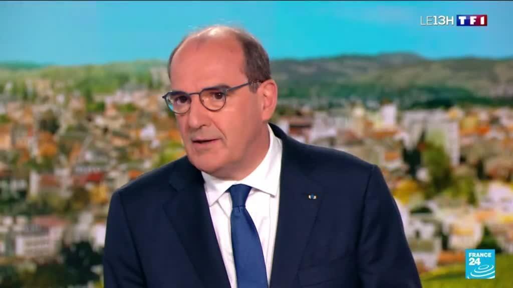 """2021-07-21 14:01 Covid-19 en France : """"La quatrième vague est là, nous devons agir"""" (J. Castex)"""