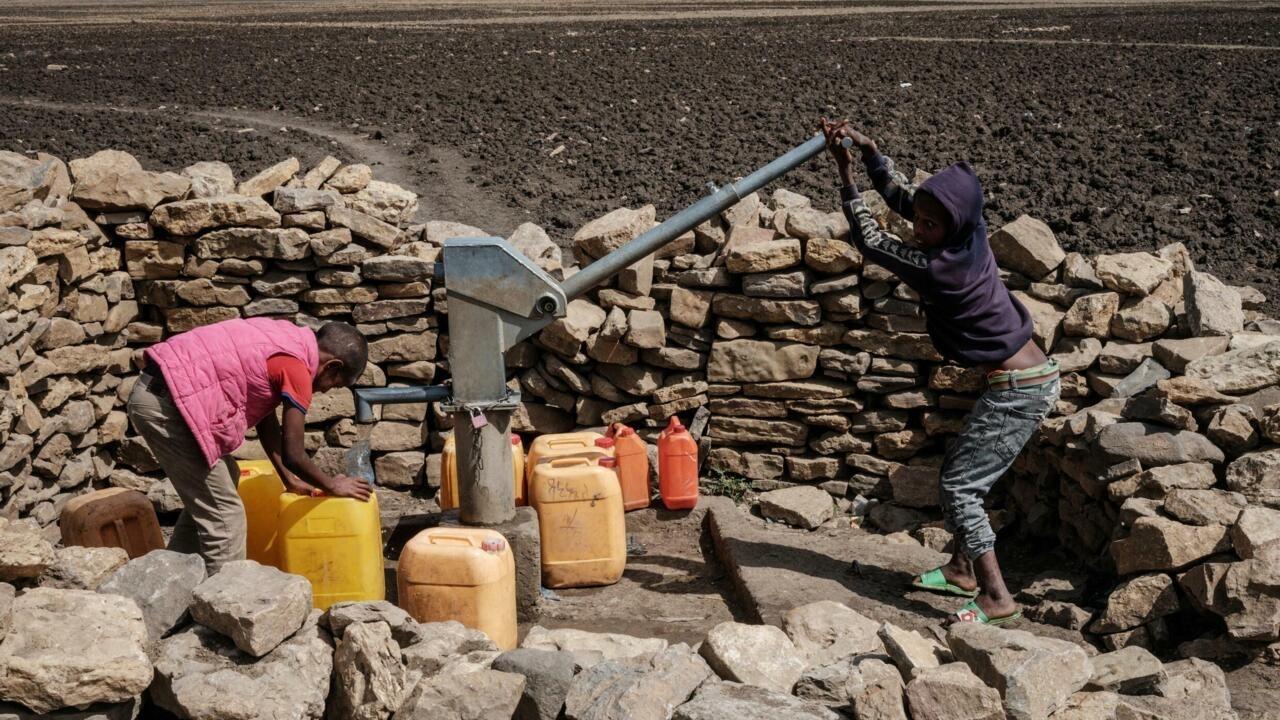 UN recalls Ethiopia migration head over Tigray war remarks - France 24