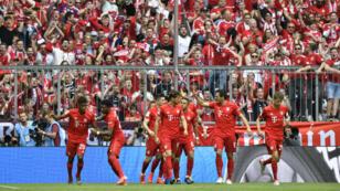 Le Bayern Munich a remporté sa septième Bundesliga de rang.