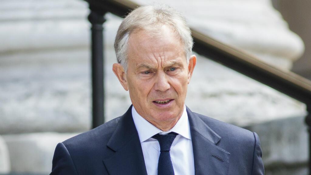 L'ancien Premier ministre britannique Tony Blair, le 7 juillet 2015.
