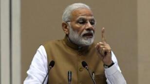 رئيس الوزراء الهندي ناريندرا مودي أ ف ب/ أرشيف