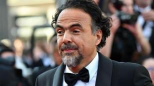 Alejandro Gonzalez Iñarritu lors du Festival de Cannes en mai 2017