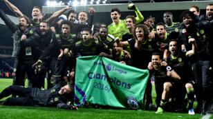 Chelsea a décroché le 6e titre de champion d'Angleterre de son histoire.