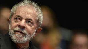 L'ex-président brésilien Luis Inacio Lula da Silva.