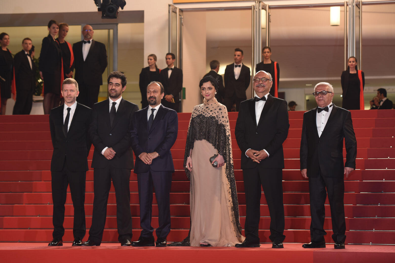 """The Salesman"" was warmly received at press screenings, prompting film critics to speculate that Asghar Farhadi could well clinch the coveted Palme d'Or."