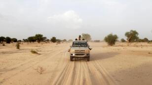Niger-militaire-soldats